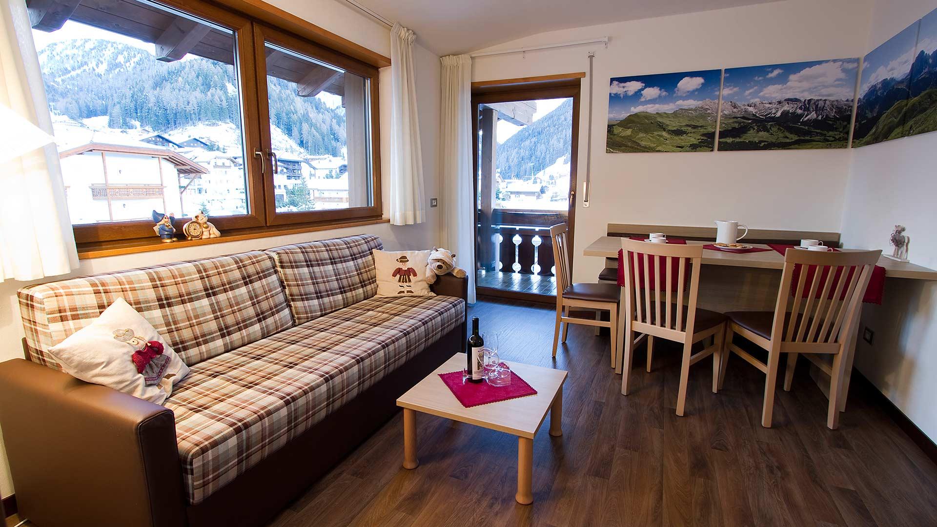 Apartments Ariola - Selva - Val Gardena - Dolomites - Italy
